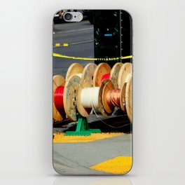 Wired - It Takes All Kinds iPhone Skin