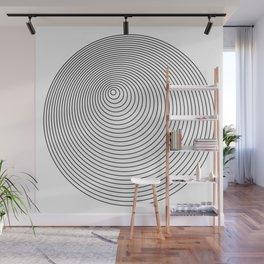 Pure & Simple - Minimal Circles Dome Wall Mural