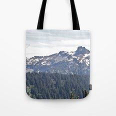 Smoky Skyline Tote Bag