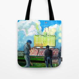 North-side Daydream Tote Bag