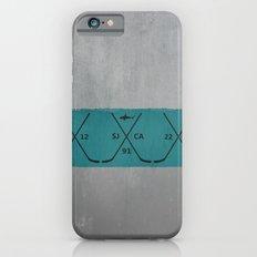 Sharks Slim Case iPhone 6