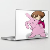 kawaii Laptop & iPad Skins featuring kawaii by Grim99