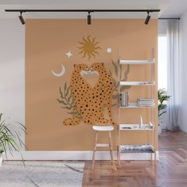 I would never Cheetah on you 3.0 Wall Mural