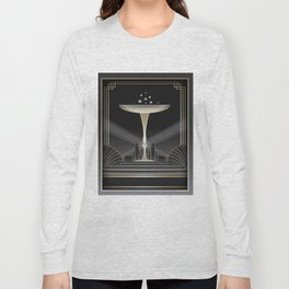 Art deco design VI Long Sleeve T-shirt