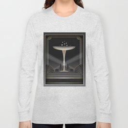 Art deco design VI Long Sleeve T-shirt