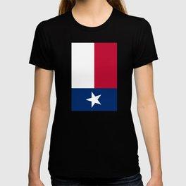 Texas Flag Lone Star Flag T-shirt