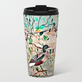 Egyptian Duck Travel Mug