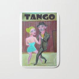 Tango argentino por Diego Manuel. Bath Mat