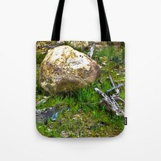 The Amazon Rock - Amazon, Brazil Tote Bag