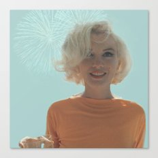 My Marilyn Monroe Canvas Print