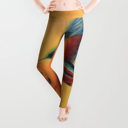 What a beauty | Qu'elle beauté Leggings