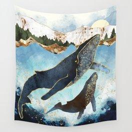 Bond V Wall Tapestry