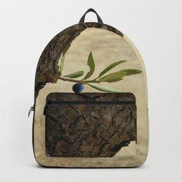 Olive branch Backpack