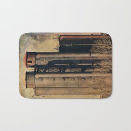 Rusted Bath Mat
