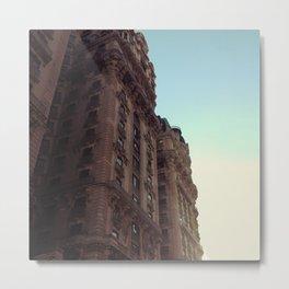Ansonia, NYC - Sunrise Metal Print
