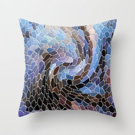 The Winter Storm... Throw Pillow