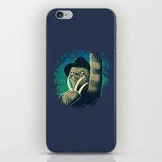 Sloth Freddy iPhone & iPod Skin