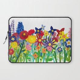 Flowery Bouquet Laptop Sleeve