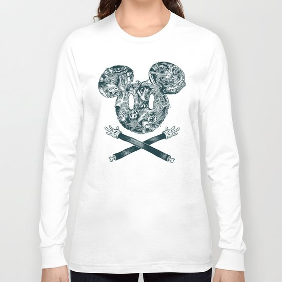 The Mouse Long Sleeve T-shirt
