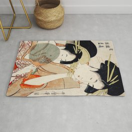 The Two Girls Rug