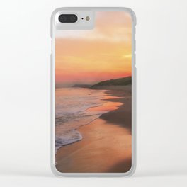 A Summers morning Clear iPhone Case