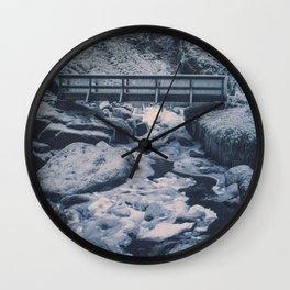 Cold Start Wall Clock