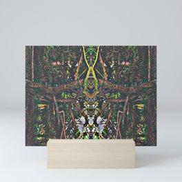 Treeflection V Mini Art Print