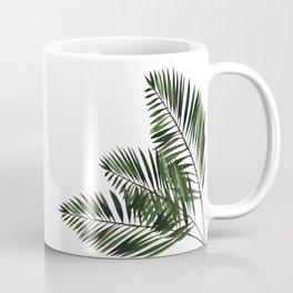 Tropical Exotic Palm Leaves I Coffee Mug