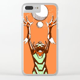 Imminent Doom Clear iPhone Case