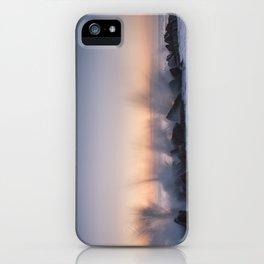 Sunrise at Happisburgh iPhone Case