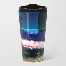Project L0̷SS | Nathan Phillips Square, Toronto Metal Travel Mug
