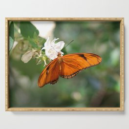 Julia Butterly Serving Tray