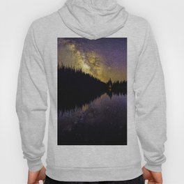 Campfire Under the Stars by OLena Art Hoody