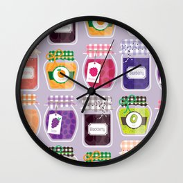 Jam'in Wall Clock