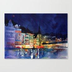 Lucerne Canvas Print