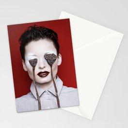 Lotus nervus Stationery Cards