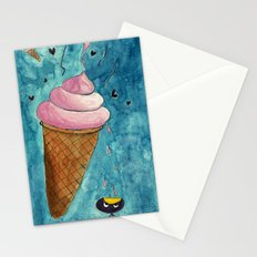 It Look Like Ice-cream... Stationery Cards
