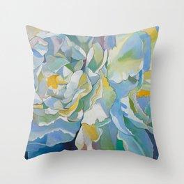 Find Hidden Light Throw Pillow