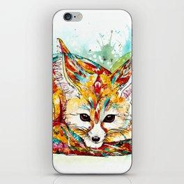 """""""You're So Foxy"""" - Fennec Fox iPhone Skin"""