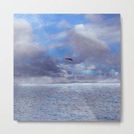 Pastel vibes 42 - El vuelo II Metal Print