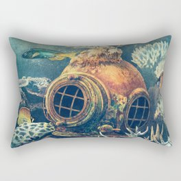 Sea Change Rectangular Pillow