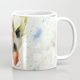 Watercolor Koi Pond Coffee Mug