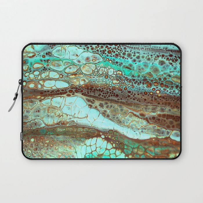 Abstract Annemarie Laptop Sleeve