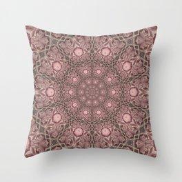"""""""Soft Pink II"""" Throw Pillow"""