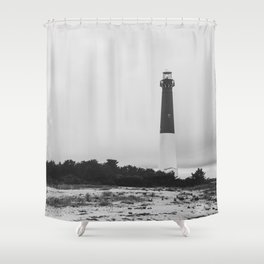 Guide Me to Shore Shower Curtain