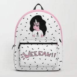 Unicorn Galaxy Backpack