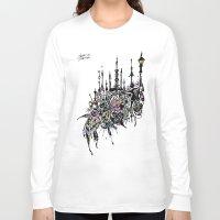 lantern Long Sleeve T-shirts featuring Lantern. by LROB
