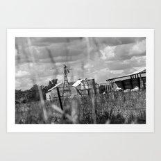 MORIOR // NO. 04 Art Print
