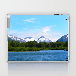 Portage Valley Summer - I Laptop & iPad Skin