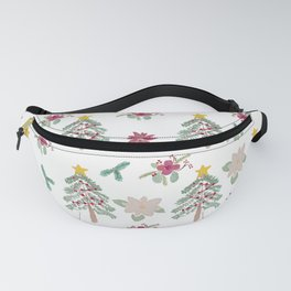 Christmas Pattern Fanny Pack